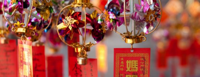Favorite holidays of Chinese ladies