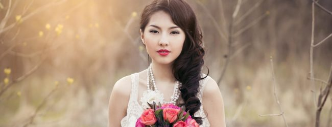 5 reasons of marrying an Asian woman