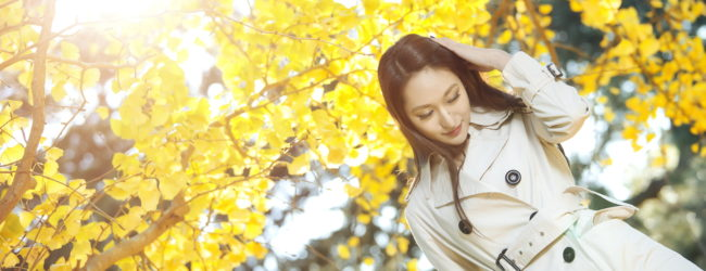 What do Asian single ladies like to do in autumn