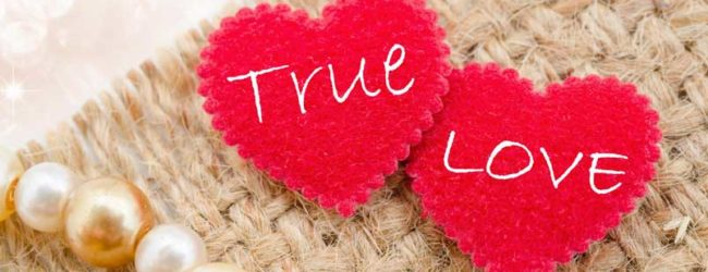 How you can recognize true love when dating online