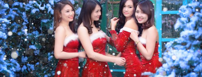 Christmas asian girl personals