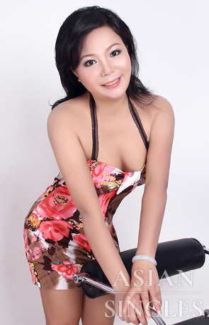Asian bride Lixia from Nanning