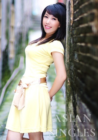 Asian bride Ting from Beihai