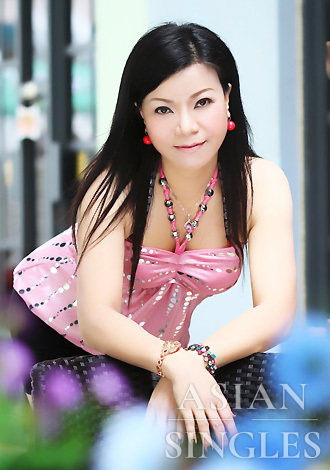 Asian bride WanJun from Nanning