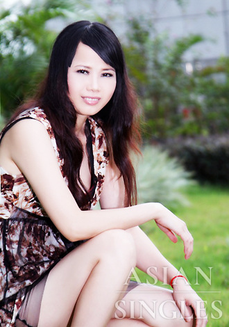 Asian bride Na from Nanning