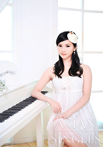 Asian bride Xiaodan from Yulin