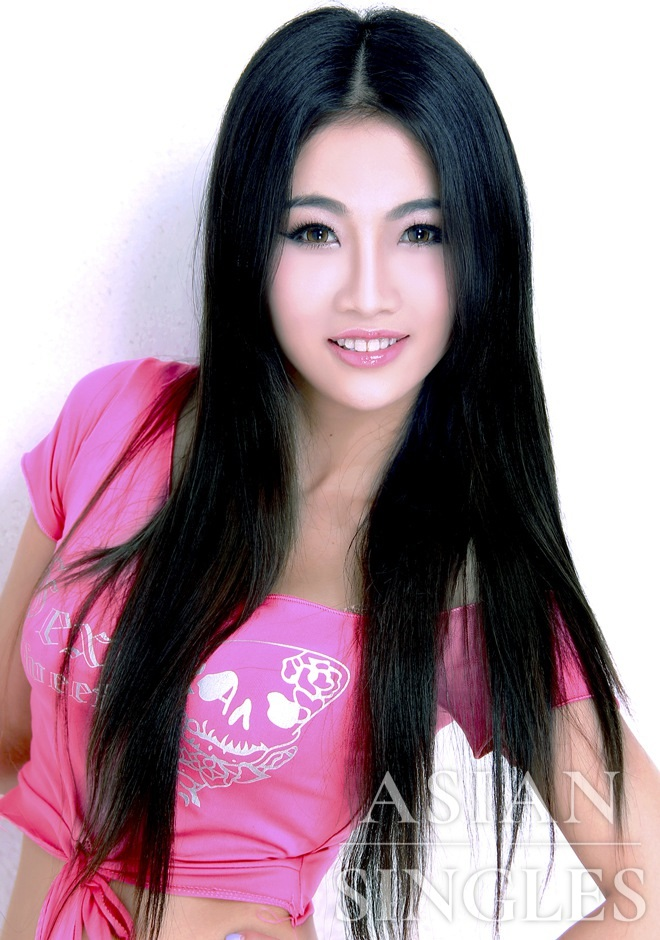 Asian bride Hongyan from Changsha