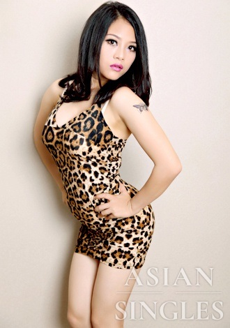 Asian bride Yingjun (Anabelle) from Zhanjiang