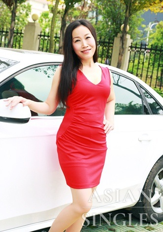 Asian bride JuanHua from Nanning