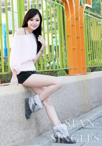 Asian bride May from BeiHai