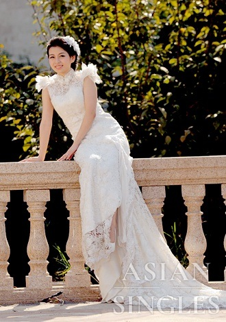 Asian bride Jieying (Jenny) from Wenzhou