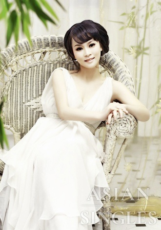 Asian bride JunLing from Beihai