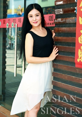 Asian bride Chengwei from Nanning