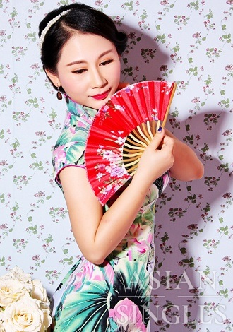 Asian bride GuangYan from Nanning
