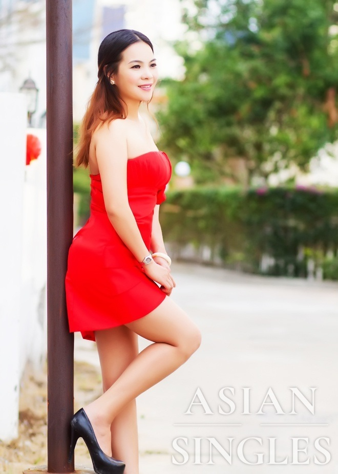 Asian bride MeiXing from Beihai