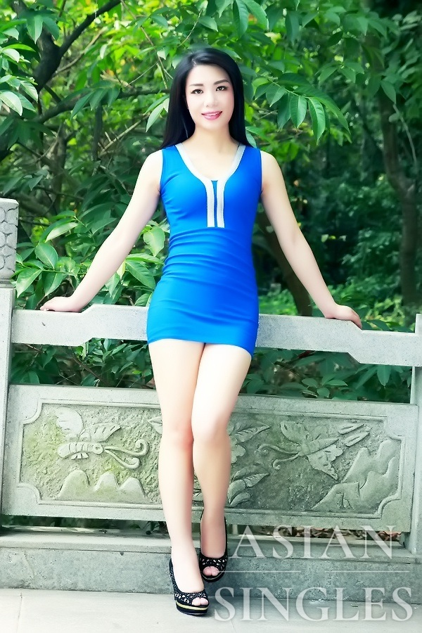 Asian bride Biling from Nanning