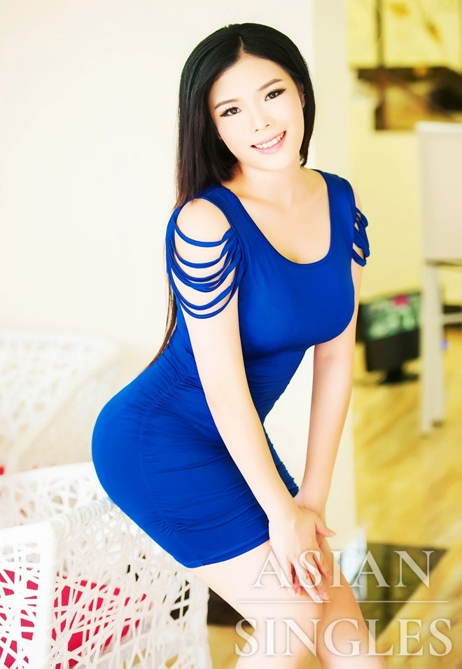 Asian bride Xing (Maggie) from Beihai