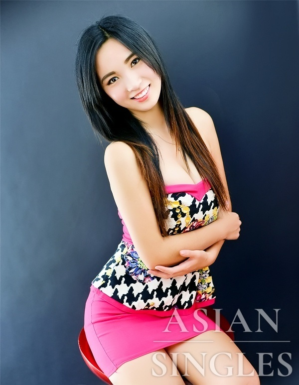 Asian bride Qing (Sunny) from Huludao