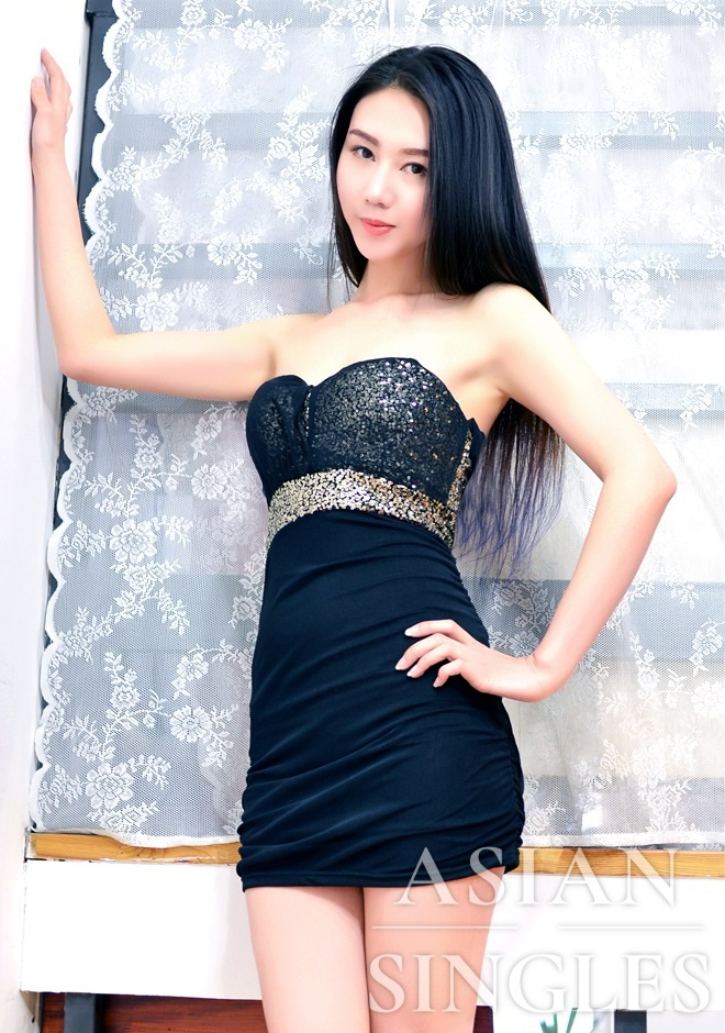 Single girl TingTing (April) 27 years old