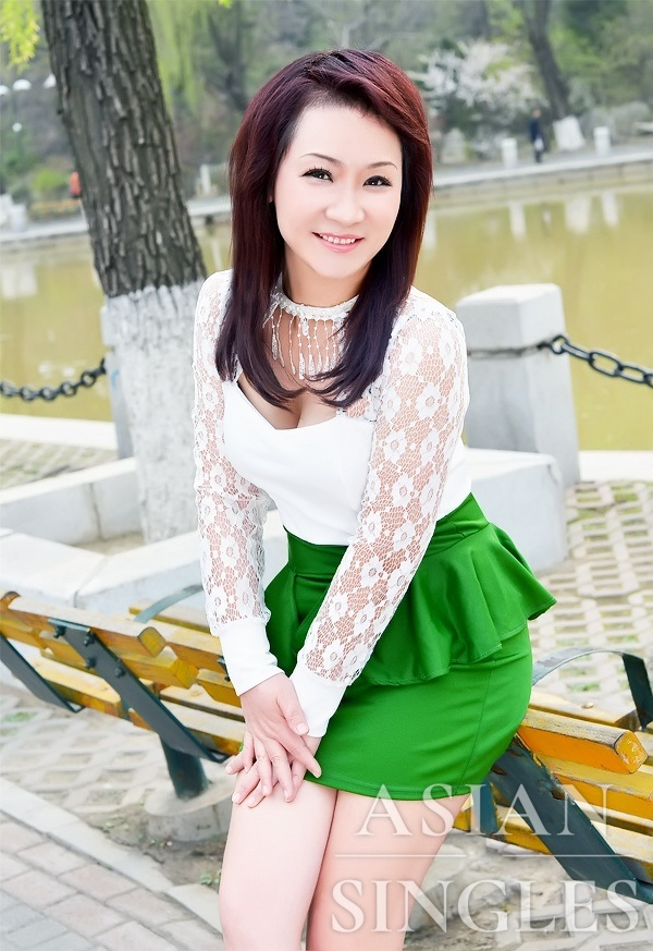 Asian bride Xin (Grace) from Fushun