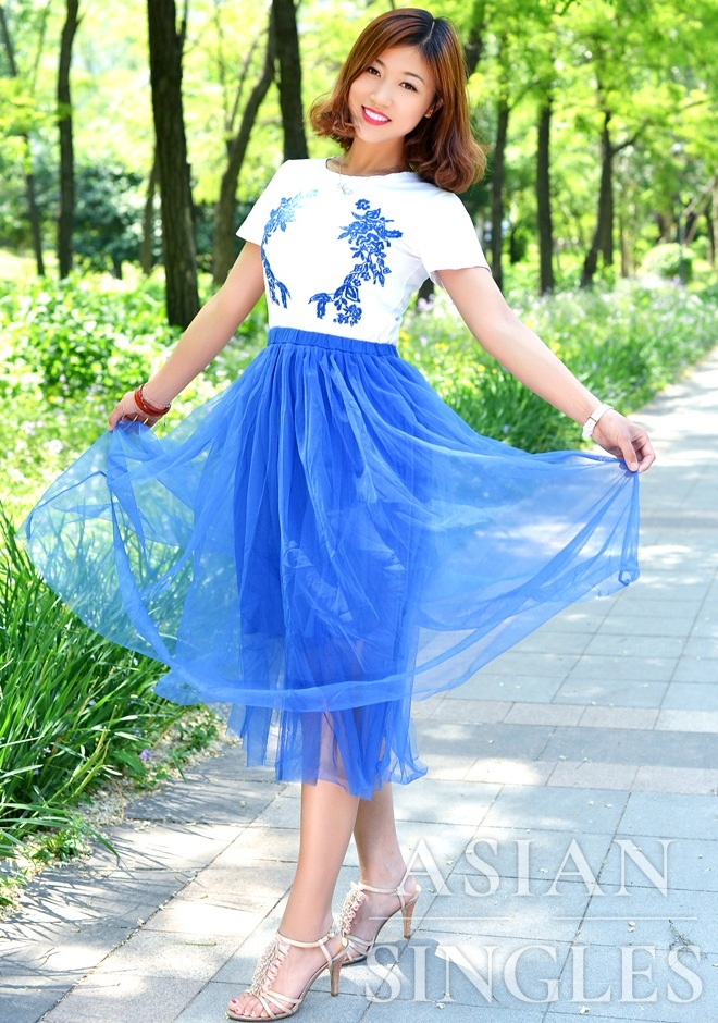 Asian bride Tingting (Alice) from Jilin