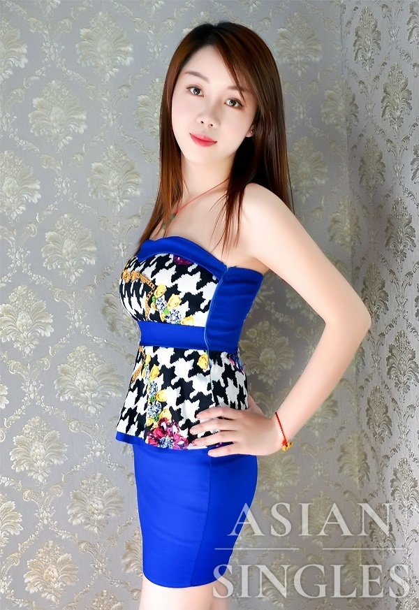 Asian bride TingTing (Anne) from Shenyang