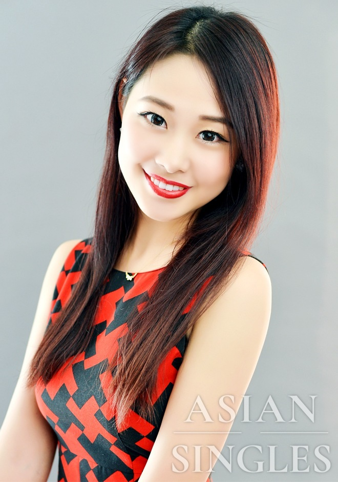 Asian bride Yue (Eileen) from Shenyang