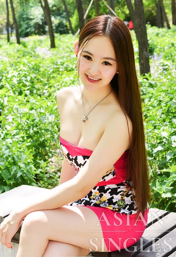 Asian bride Guangjie (Lydia) from Shenyang