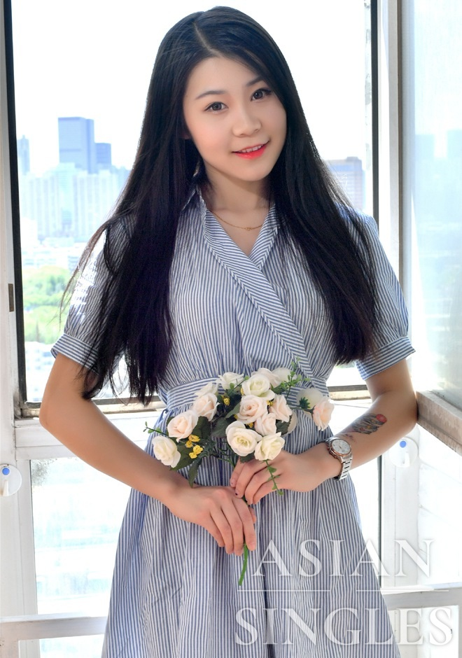 Asian bride Tianhao (Kama) from Shenyang
