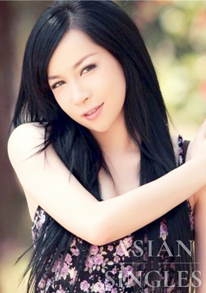 Asian bride Jing from Beihai