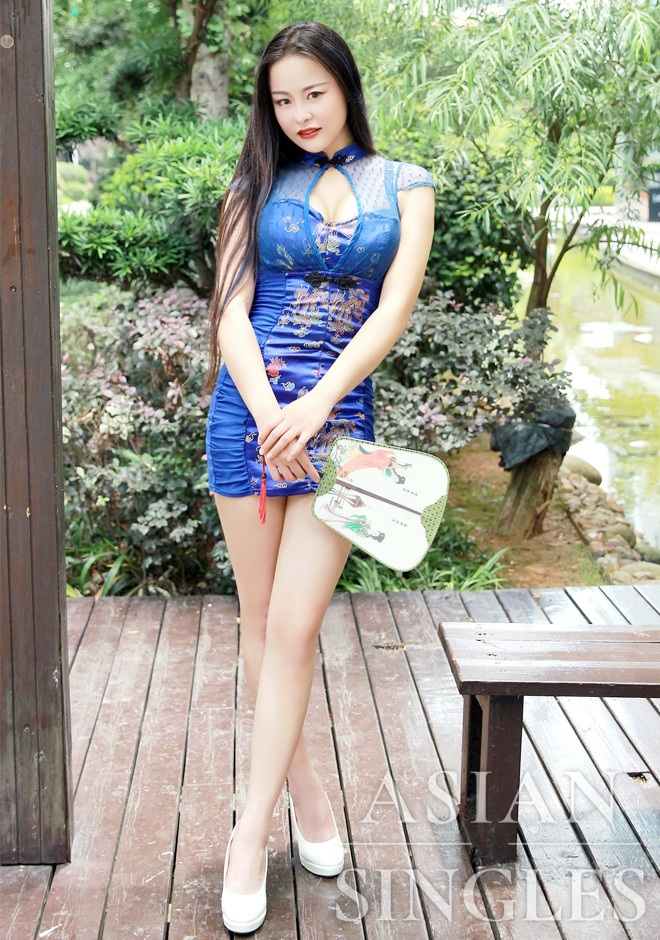 Single girl Yue 35 years old
