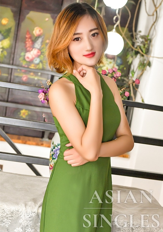 Asian bride Yuting (Ting) from Puyang