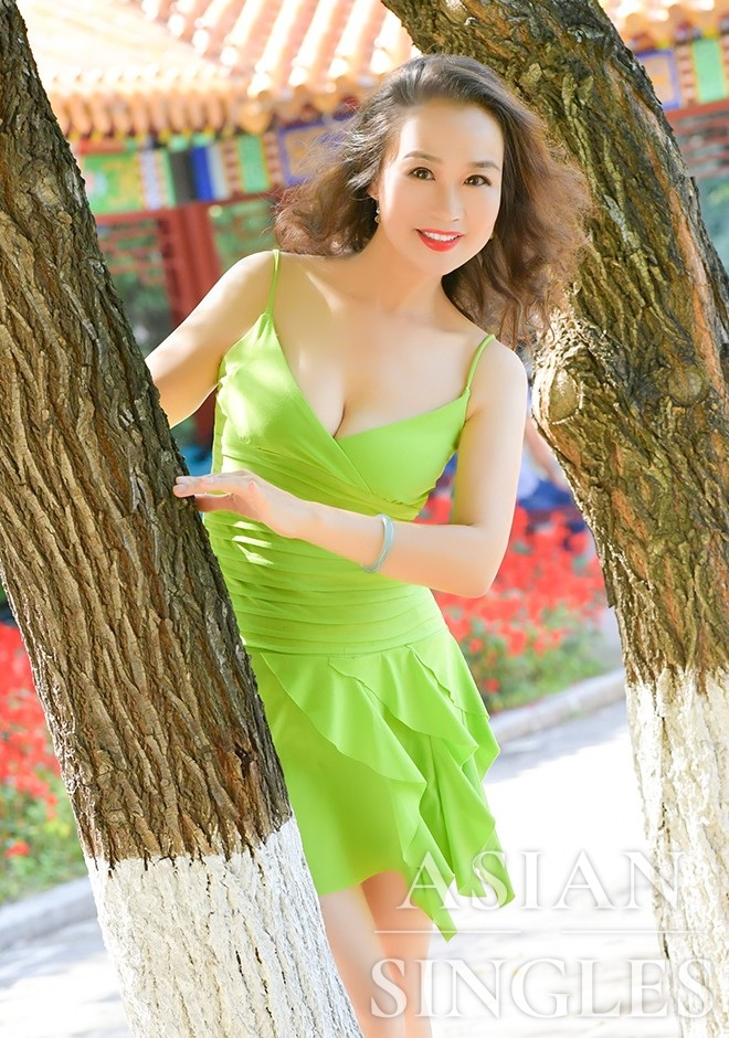 Single girl Hongwei (Alice) 56 years old