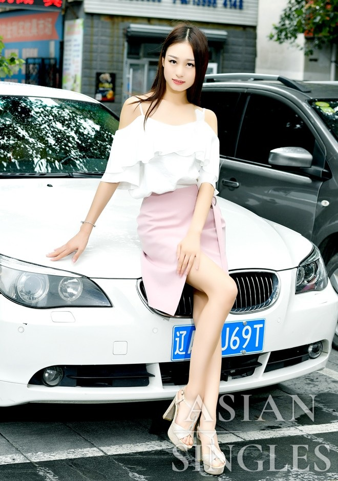 Single girl Guangyu 23 years old