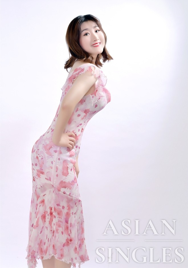 Asian bride Haiyu from Zhuozhou