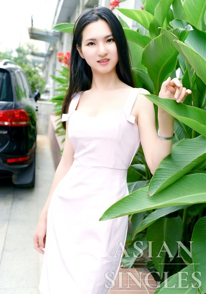 Asian bride Tianyue from Shenyang
