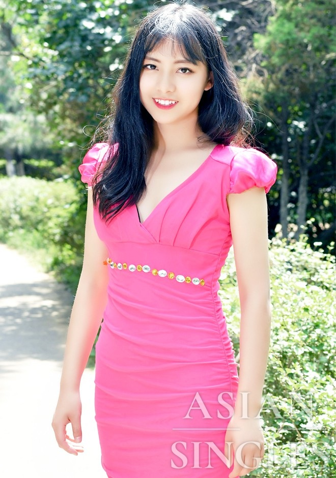 Asian bride Weidan from Shenyang