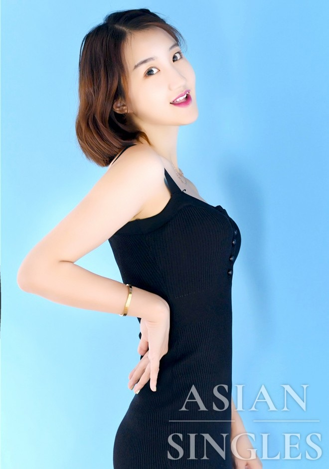 Asian bride Anqi (Cassie) from Liaoyang