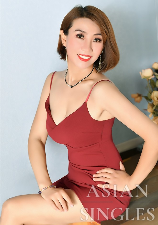 Asian bride Ge (Candice) from Baotou