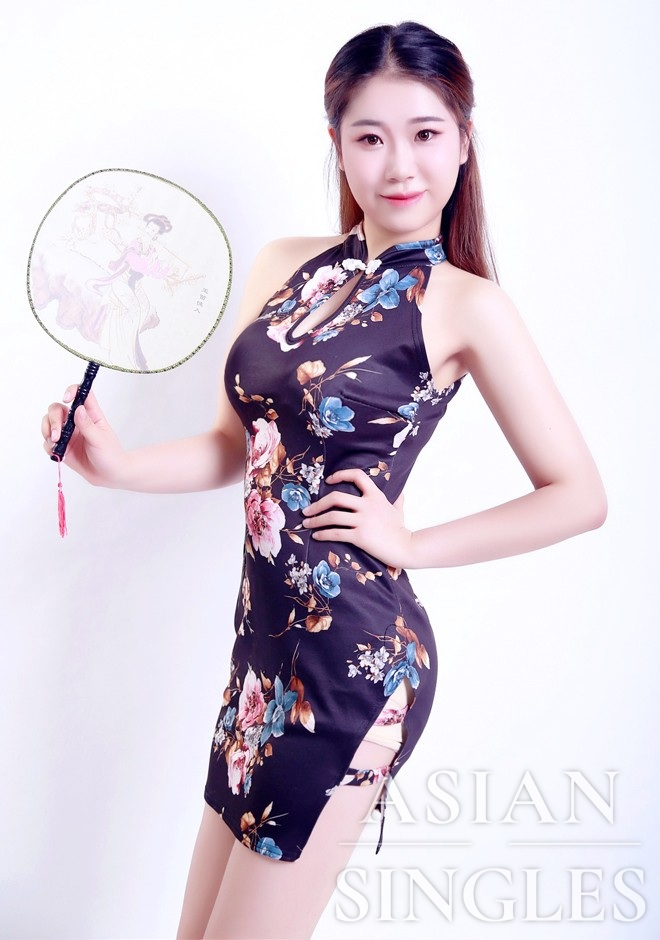 Single girl Zijie 23 years old