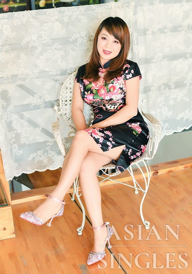 Asian bride Meiling (Fern) from Shenyang