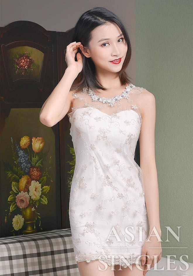 Asian bride Qi (Hellen) from Guangdong